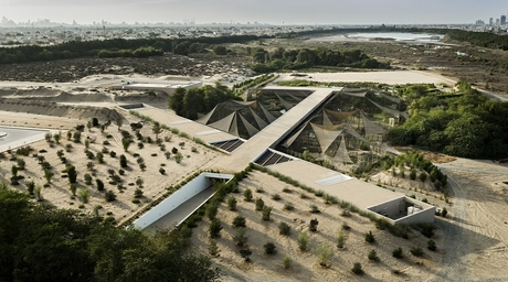 Wasit Wetland Centre by X Architects is first UAE project to win an Aga Khan Award for Architecture