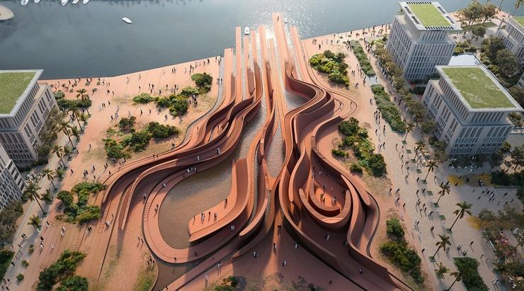 UK architect wins Emaar's Dubai Creek Harbour design competition