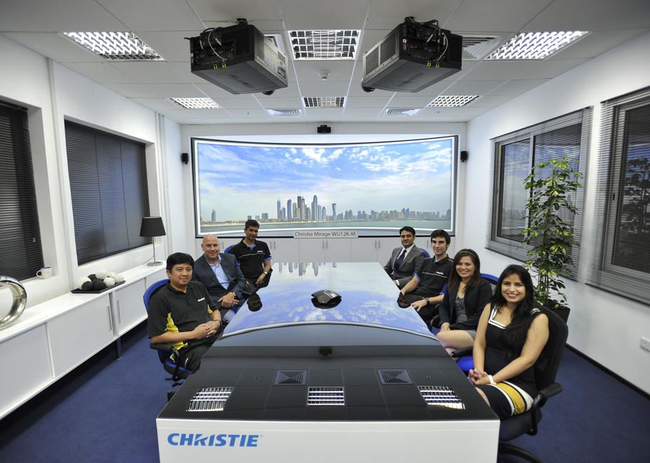 Christie Digital Systems, Christie EMEA, Dubai Silicon Oasis
