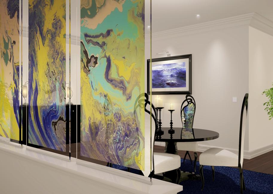 Al Badia Golf Club InterContinental, Art Couture, Cynthia Reta Richards, Dubai Festival City, Jomayli Interiors, Petra Puschmann
