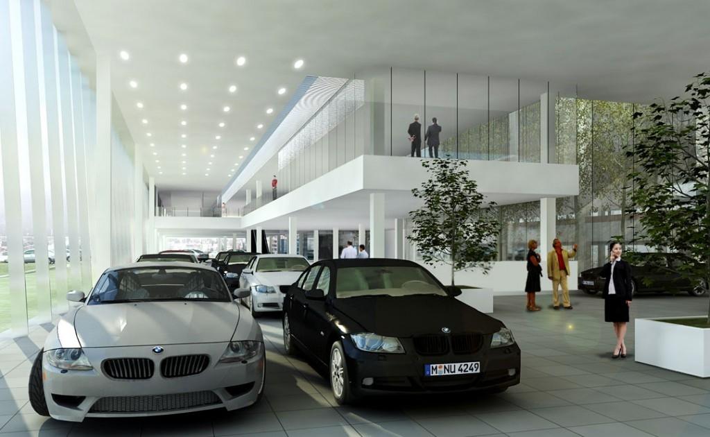 BMW, Hong Kong, Ove Arup & Partners, Pei Partnership Architects