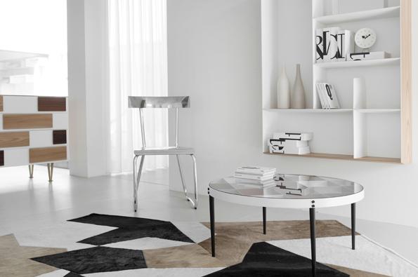 2012 Architecture Biennale, Gio Ponti, Molteni&C, Rubelli company