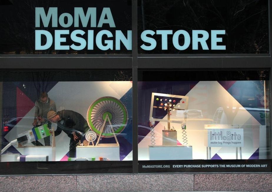 Labour, LittleBits, MoMA