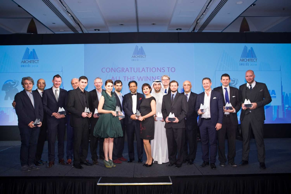 Danube, MEA Awards 2017, Middle East Architect Awards