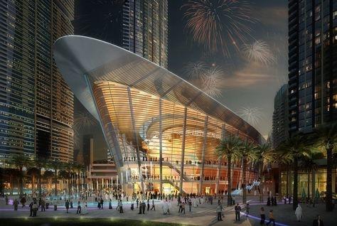 Depa, Dubai opera