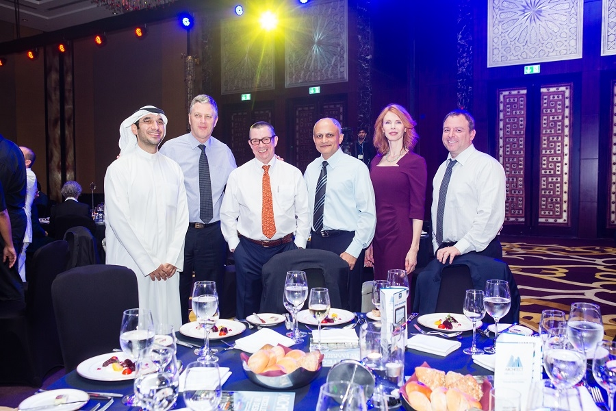 MEA Awards, Middle East Architect magazine, Table bookings for MEA Awards