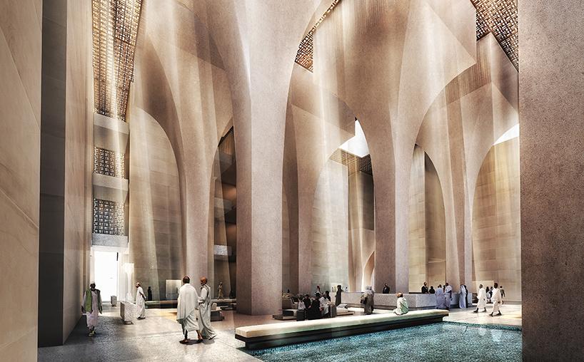Foster + Partners, Hotel design, Islamic architecture, Islamic design, Luxury hotel, Makkah, Mecca, Saudi Arabia, Saudi Arabia architecture