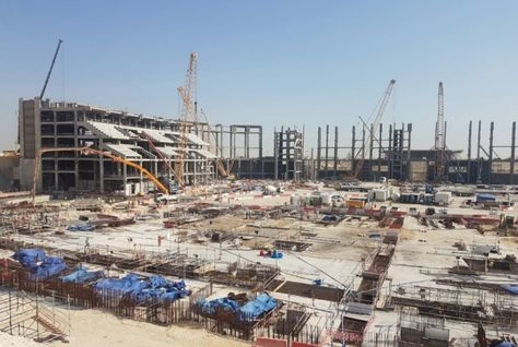 Architecture, Build, Construction, Infrastructure, Infrastructure spend, Qatar, Qatar World Cup