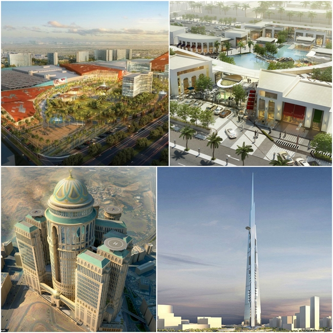 Architecture, Construction, Construction news, Gulf architecture, Jeddah, Jeddah Tower, KSA, KSA biggest projects, MENA, Middle East, Projects, Riyadh, Saudi Arabia, Saudi Arabia architecture news