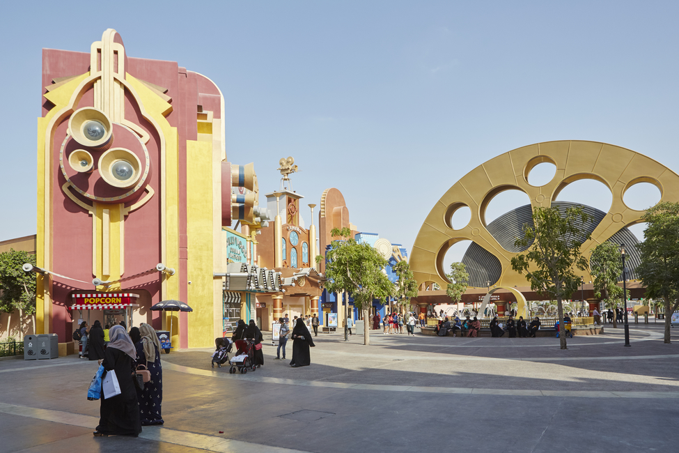 Architects, Architecture news, Architecture site visit, Aurecon, Dubai architecture news, Dubai theme parks, Engineering, Engineers, Gensler, Motion Gate, Theme parks, UAE theme parks