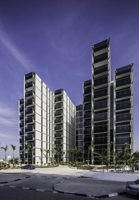 Architecture, Dubai, Muraba Properties, Muraba Residences, Palm Jumeirah, Prtizker Prize, RCR Arquitectes
