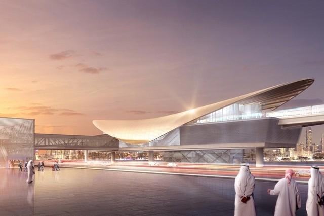 Construction, Dubai Expo 2020, Dubai expo metro, Expo 2020, Expo 2020 architecture, Expolink, Route 2020, RTA