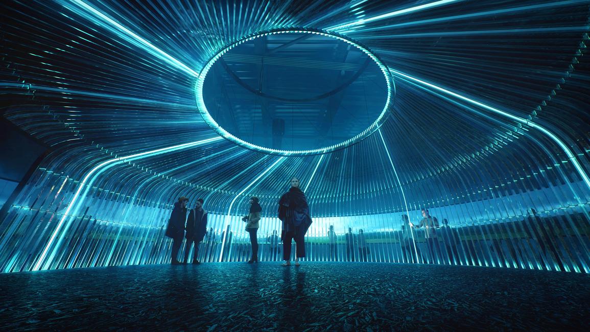 Architecture, Asif Khan, Astana Expo 2017, Energy, Expo 2017, Future Energy, Kazakhstan expo, Pavilion, UK pavilion