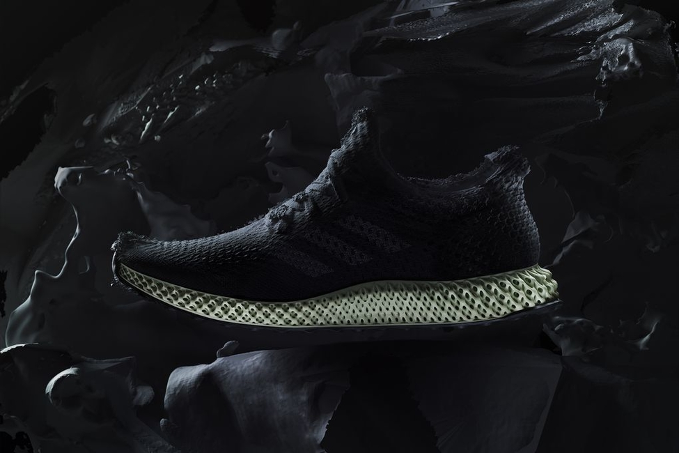 3D printing, Adidas, Carbon, Continuous Liquid Interface Production, Futurecraft, Silicon Valley, Sneakers, Sports wear, Technology, Trainers