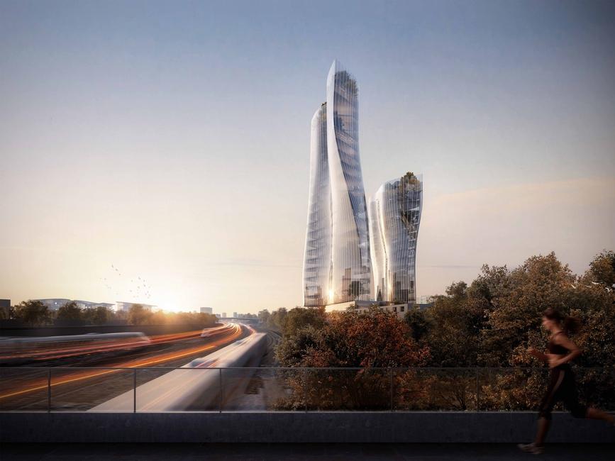 MAD Architects, Salone Del Mobile