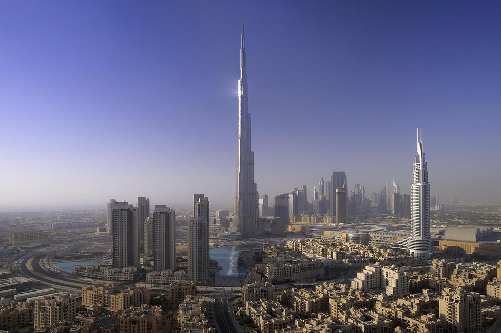 Architecture, Burj Khalifa, Dubai, Skidmore Owings & Merrill, SOM, Thomas Behr, US design firms, Uwe Nienstedt Middle East
