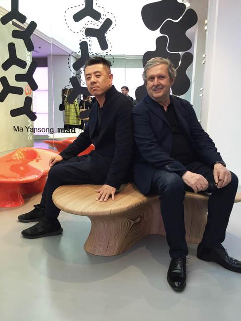 MAD Architects, Salone Del Mobile, Sawaya&Moroni