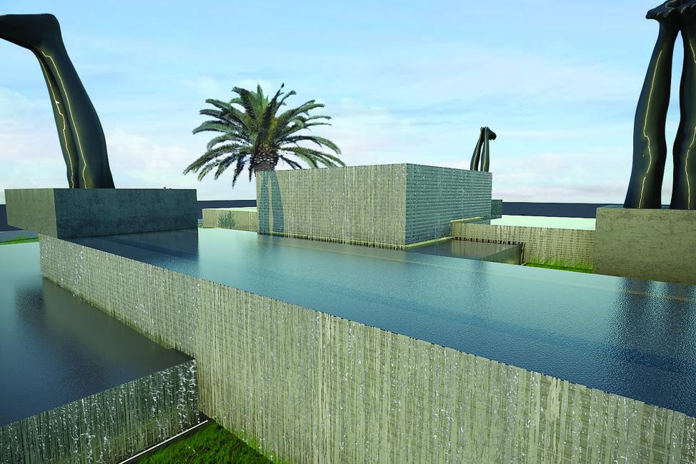 Ana D'Castro, Architecture, BIA Design, Dubai, Furniture design, Installations, Public spaces in Middle East, Sustainability