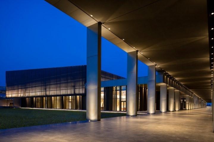 Architecture, Cladding, Congo Kintele Congress Centre, Design, Sustainability