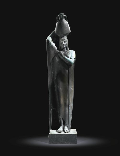 Auction house, Barjeel Art Foundation, Bronze sculpture, Middle Eastern art, Sharjah, Sotheby's, Sultan Sooud Al Qassemi