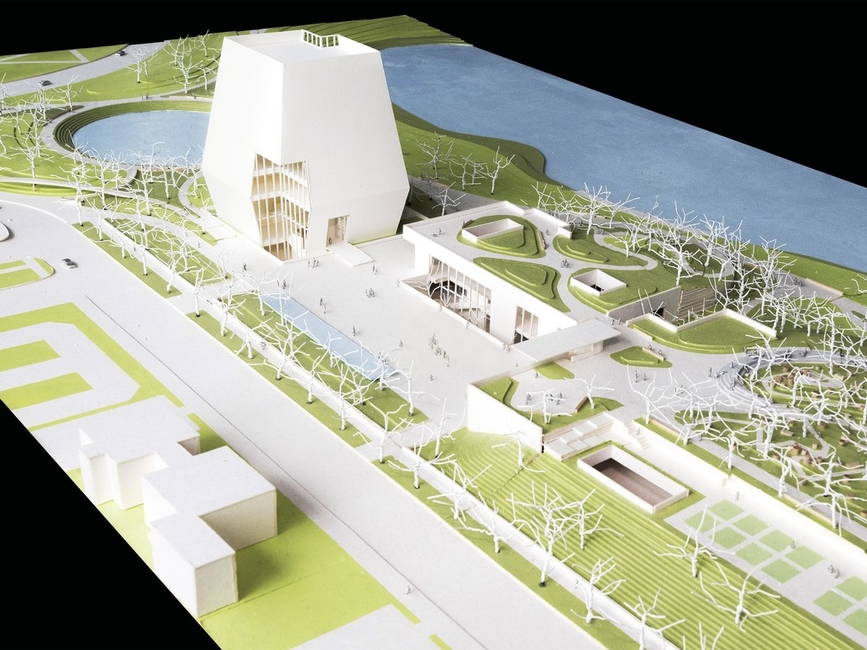 Architect, Architecture, Barack Obama, Design, Landscape architecture, Library, New York architects, Park, Presidential library, Tod Williams Billie Tsien Architects