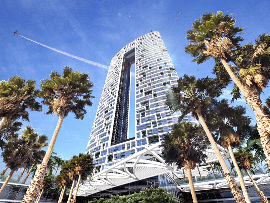 Architecture, Beachfront hotel, Design, Hotel design, JBR, Jumeirah Beach Residence, Jumeirah Gate, Killa Design, The Address, Twin towers