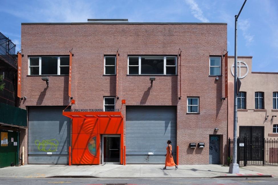 Architecture, Brooklyn, Dance studio, Design, Dwana Smallwood, Education design, Jordan Parnass Digital Architecture, New York, Oprah Winfrey, Public spaces
