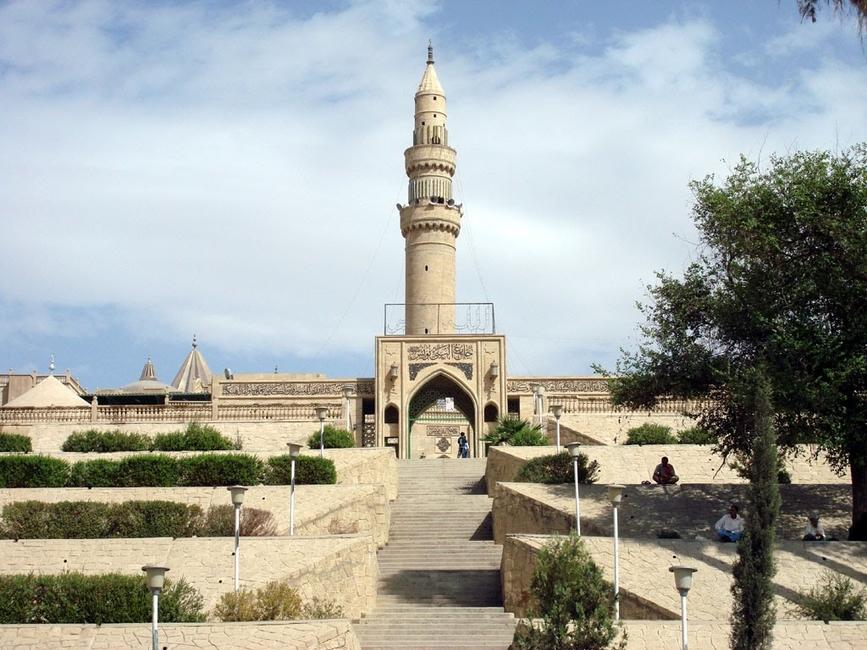 Architecture, Housing, Iraq, Mosul, Rifat chadirji, Tamayouz