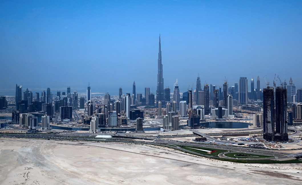Architecture, Atkins, Azizi Developments, Dubai buildings, World's fifth tallest tower