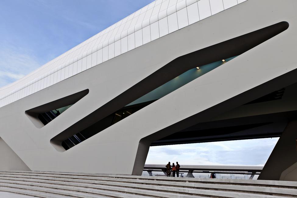 Architecture, Italy, Napoli afragola, Railway, Zaha Hadid Architects, ZHA