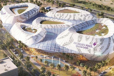 Architecture, Avenues Mall Silicon Oasis, Design, Design International, Double skin facade, Dubai, Shopping mall architecture, Shopping mall design, Social sustainability, Sustainability, Sustainable architecture, Sustainable design, UAE architecture
