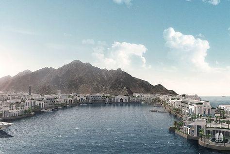 DAMAC, DAMAC Properties, Mina Sultan Qaboos Waterfront, Oman waterfront, Port Sultan Qaboos