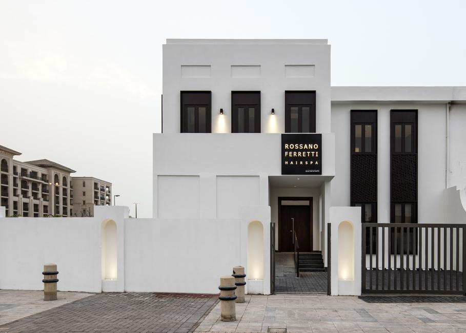 Anarchitect, Architecture, Dubai, Renovation, Repurposed architecture, Rossano ferretti, UAE