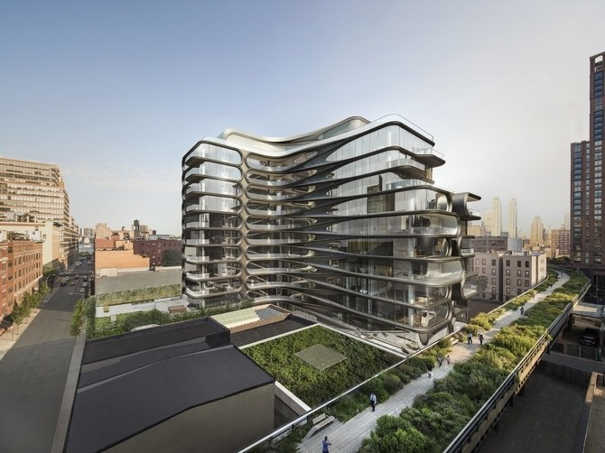 New York, SARA, Society of American Registered Architects, Zaha hadid architect, ZHA
