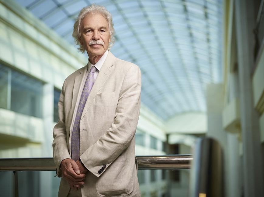 Brian Johnson, Dubai: The Next Decade, GAJ, Nanotechnology