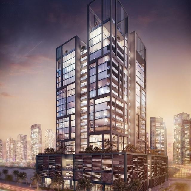 Business bay, DT1, Dubai, Ellington Properties, UAE