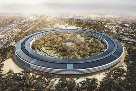 Apple, Apple Park, Premier Composite Technologies