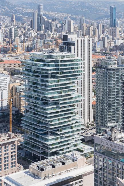 Architecture, Beirut, Beirut Terraces, Herzog & de Meuron, Lebanon