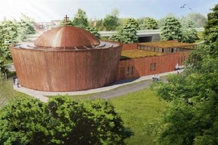Berlin, Ethiopian church, Stockholm, World Architecture Festival