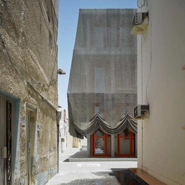 Bahrain, Cultural centres in Bahrain, Dar al Jinaa, Dar al Riffa, Office Kersten Geers David Van Severen