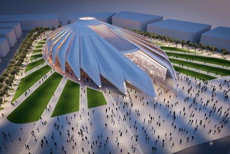 Arabtec, Calatrava, Expo 2020, UAE Pavilion
