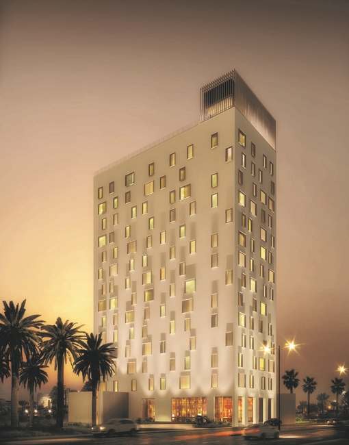 Dubai flagship brands, FORM, FORM Hotel in Dubai, Smartotels
