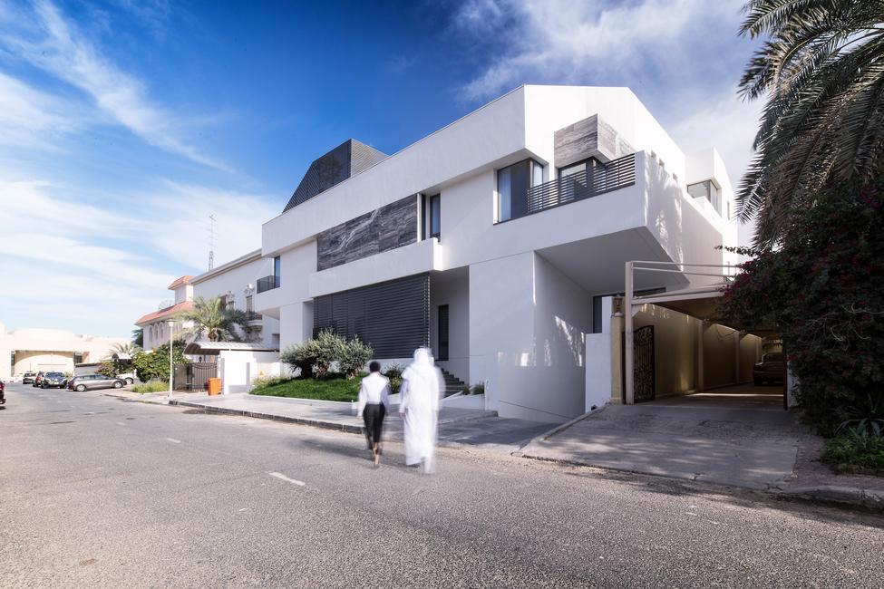 Kuwait, Kuwaiti architecture, Residential design from the GCC, Studio Toggle