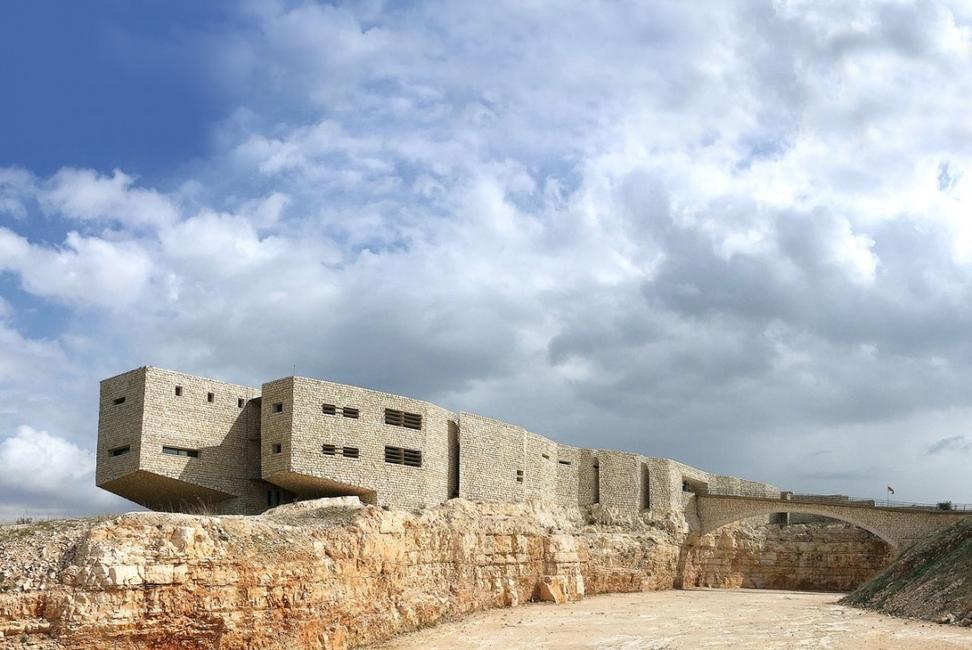 Ammar Khammash, Architecture from Jordan, Jordanian architect, Khammash Architects