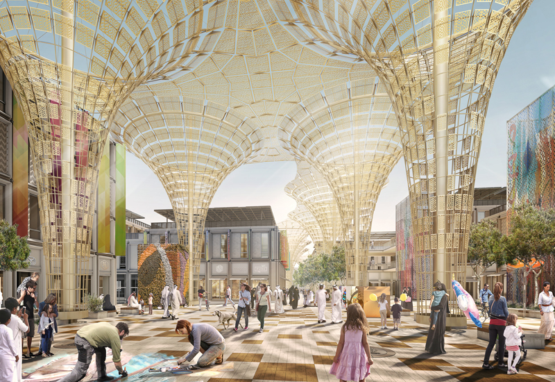 Cityscape 2017, Cityscape Global, Dubai District 2020, Expo 2020 Dubai