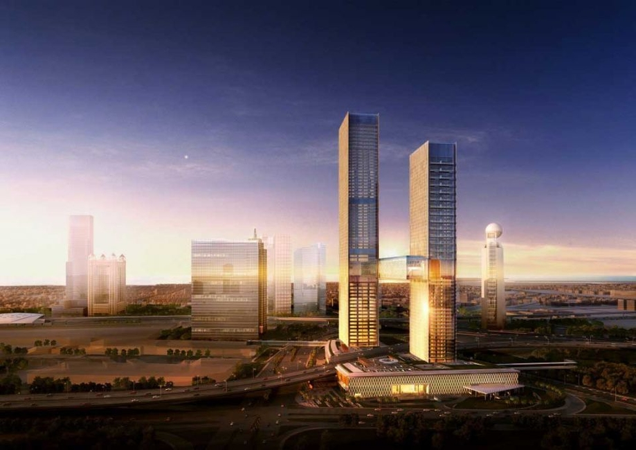 Architecture, Building, Construction, Developer, Developments, Dubai, Ithra Dubai, Nikken Sekkei, One Za'beel, The Linx, Tower, UAE