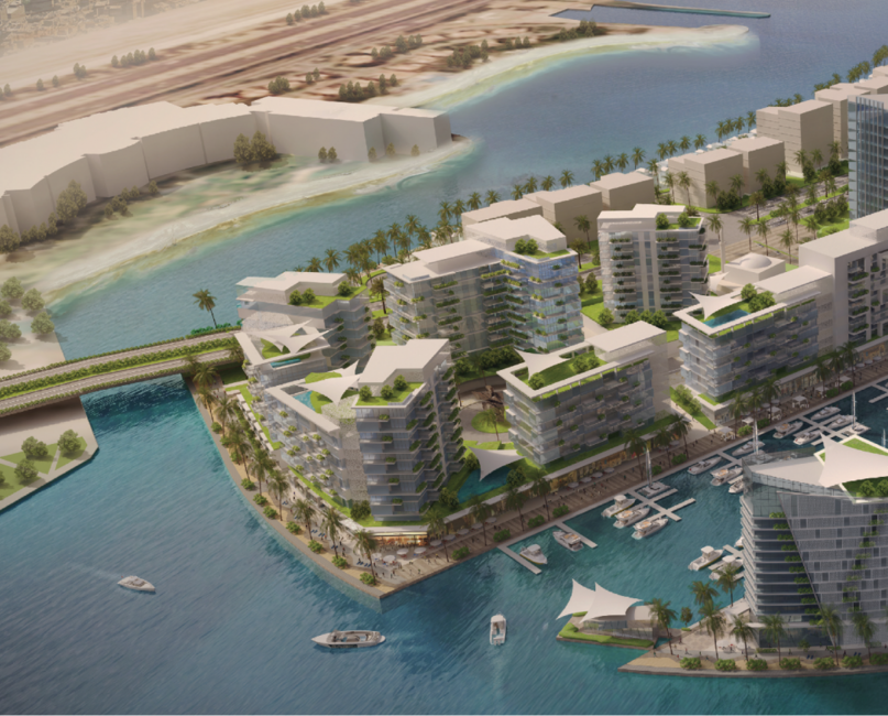 Architecture, B+H Architects, Public design, UAE architecture