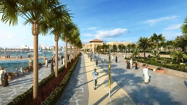 Developments in KSA, Jeddah, Jeddah waterfront, KSA architecture
