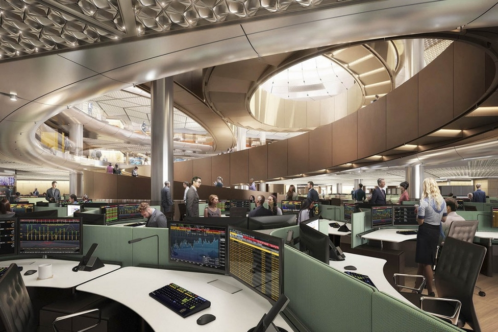 Architecture, Bloomberg, BREAM, Design, Foster + Partners, London, Office design, Sustainability, Sustainable design, Sustainable office