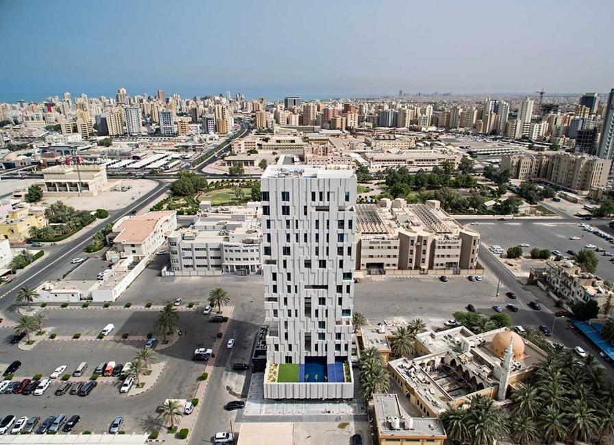 AGi Architects, Kuwait architecture, Residential design